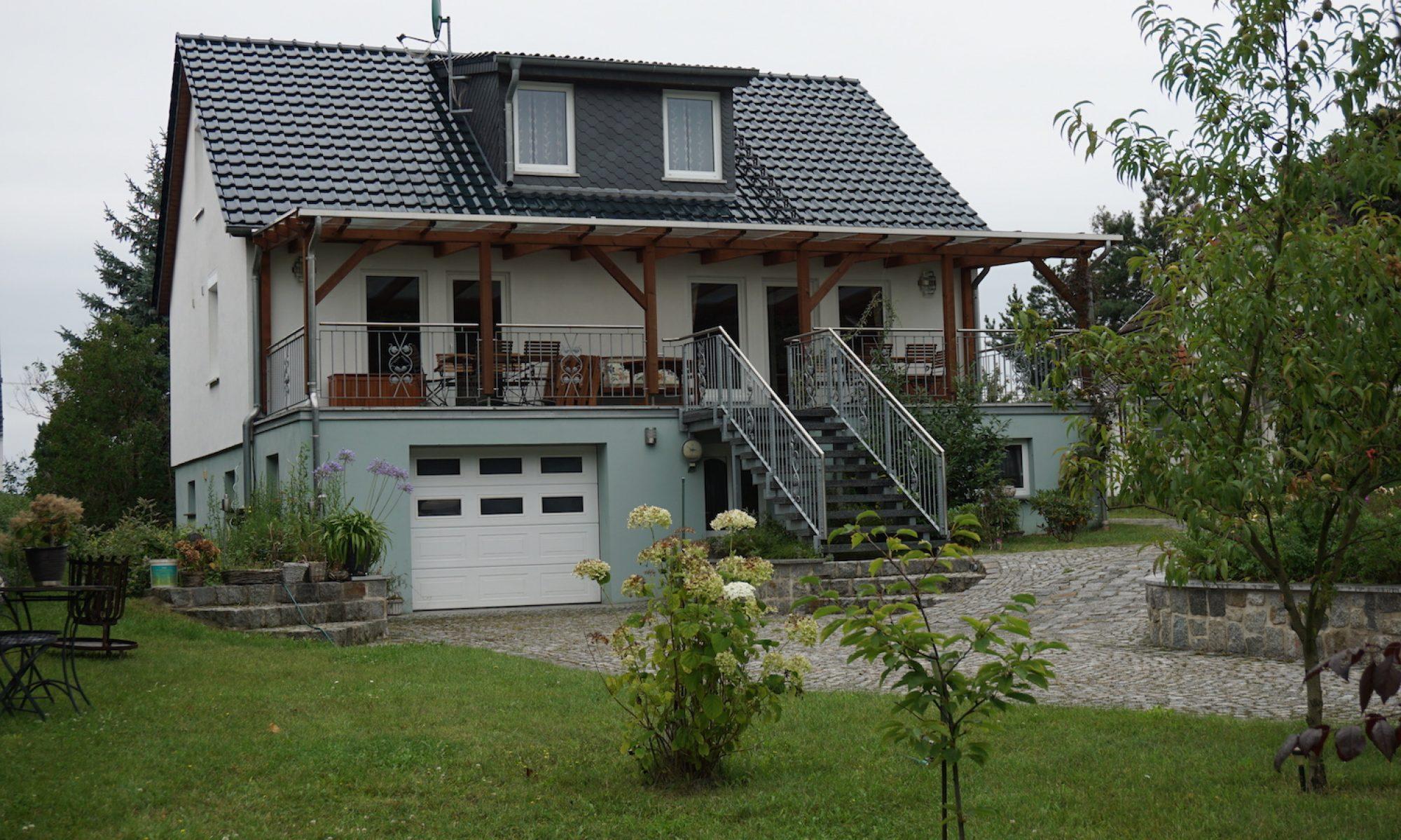 Ferienhaus am Sawaller Altarm